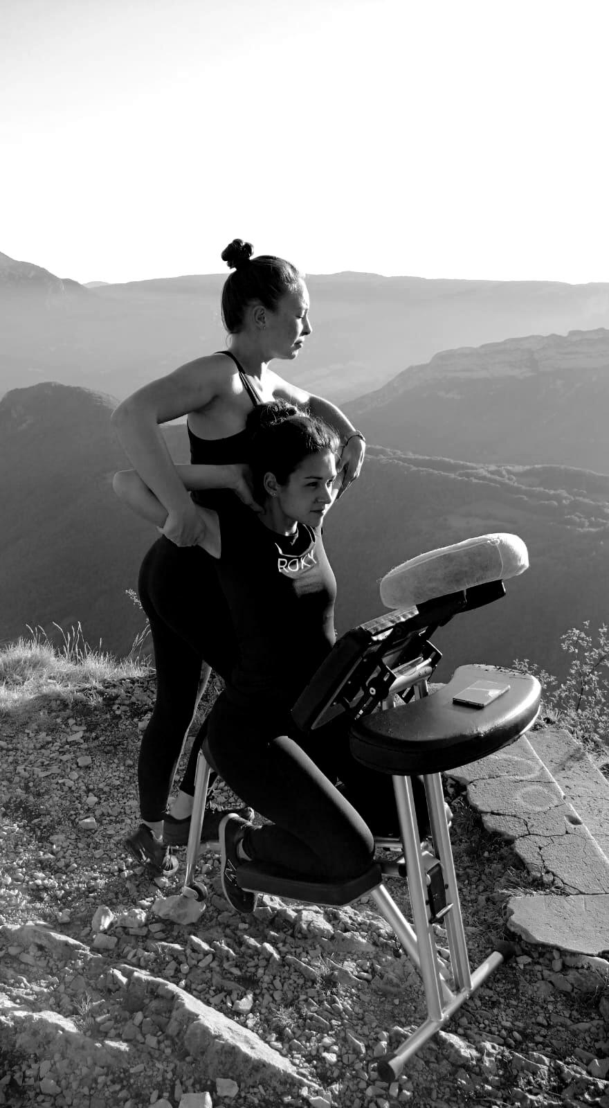 bien-être, massage et professionnalisme
